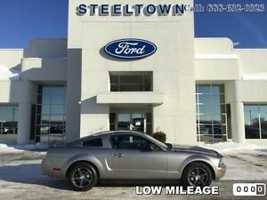 2008 Ford Mustang 2DR COUPE 2WD   - $109.77 B/W - Low Mileage