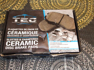 brand new brake Pads for 2014 cruze