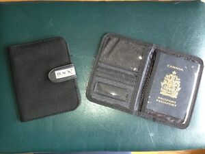 Passport Wallets, one 4 5/8' x 6 1/4'', 5' x 6 ¼', your choice