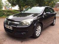 Vauxhall Astra 1.8 i 16v Design 5dr HPI CLEAR+6 MONTHS WARRANTY