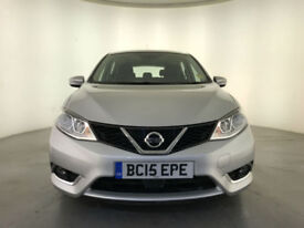 2015 NISSAN PULSAR VISIA DCI DIESEL FREE ROAD TAX 1 OWNER NISSAN SERVICE HISTORY
