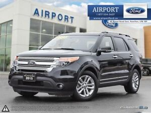 2015 Ford Explorer XLT FWD with only 84,241 kms