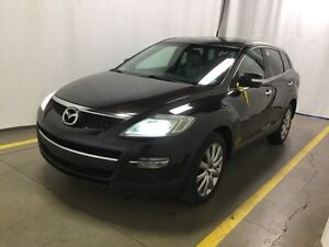 2008 MAZDA CX-9 GS AWD - WITH NIGIGATION - CERTIFIED