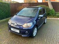 2015 Volkswagen UP 1.0 Club Up 5dr HATCHBACK Petrol Manual