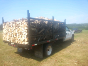 Seasoned firewood. hard and soft wood for sale