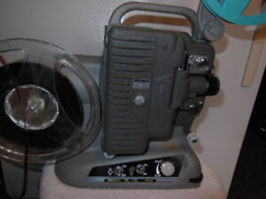 Vintage Yashica 8mm Film Projector