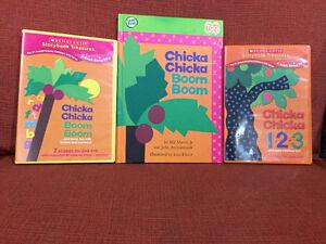 Learning DVD's Chicka Chicka Boom Boom