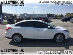 2013 Ford Focus Titanium  - Low Mileage