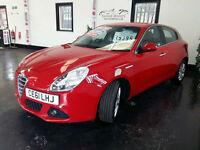 Alfa Romeo Giulietta 1.6 JTDm-2 105 bhp Lusso reduced,bargain