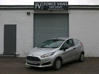 FORD FIESTA 1.6TDCI ECONETIC CAR DERIVED PANEL WORK TOOL DELIVERY RUN AROUND VAN