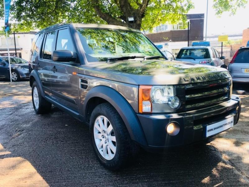 2005 Land Rover Discovery 3 27 Td V6 Se 5dr In Walsall West