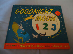 Goodnight Moon 1 2 3 A Counting Book by Roberta Brown Ranch Kingston Kingston Area image 1