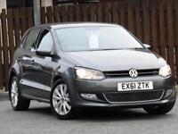 Volkswagen Polo 1.4 Sel 5dr PETROL MANUAL 2011/N