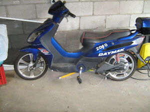 ELECTRIC BIKE D-MAK