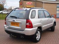2009 (09) Kia Sportage 2.0CRDi 4WD XE