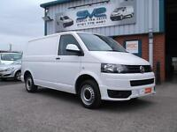 2010 60 VW TRANSPORTER T5 T30 TDI 102BHP WITH TAIL GATE AND ELECTRIC PACK