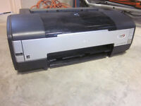 CANON WIDE FORMAT PRINTER AND EPSON