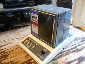 Vintage Tandy Alien Chase Arcade Table Top Video Game