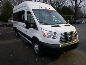 2016 ford transit t350hd 15passagers