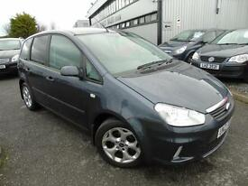 2008 Ford C-MAX 1.6 16v Zetec - Grey - Platinum Warranty!