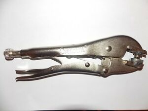 Marine snap setting pliers