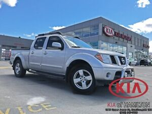 2007 Nissan Frontier SE V6 AS-IS | 4WD | One Owner | 4D Crew Cab