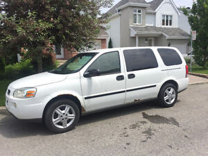 2005 Chevrolet Uplander Cargo Van. good condition. Minivan, Van