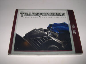 The transformers HD-DVD 2 disques (2007)