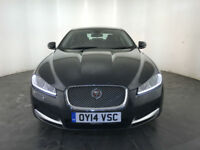 2014 JAGUAR XF LUXURY DIESEL AUTOMATIC 1 OWNER SERVICE HISTORY FINANCE PX
