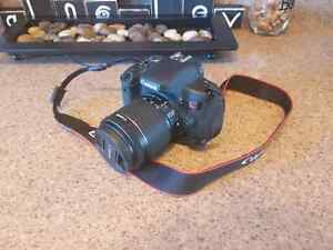 Canon Eos Rebel T6i kit with 18-55mm lens