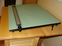 Drafting Board with Carrying Case