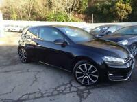 2013 13 VOLKSWAGEN GOLF 2.0 GT TDI BLUEMOTION TECHNOLOGY 3D 148 BHP DIESEL