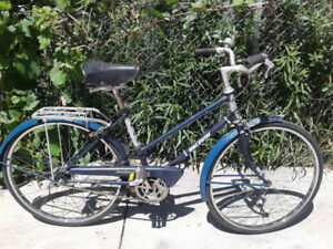Raleigh Sports Cruiser 3 Speeds Small Frame for Less Tall Person