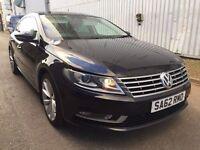 Volkswagen passat cc blue motion technology, fsh, reduced for quick sale!