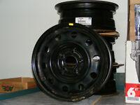 roues noires