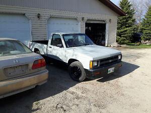 1992 Chevrolet S-10 Pickup Truck