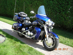 Yamaha Royal Star aventure 2007