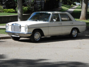 1969 Mercedes 230 for sale!!!