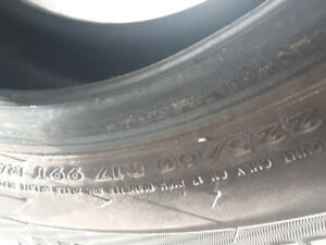 Winter Tires from Hyundai Tucson