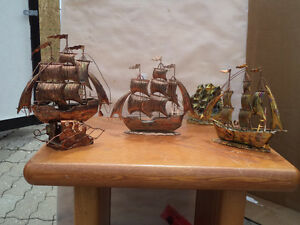 Old Tin ships and other ships