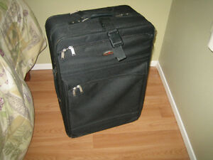 Used suitcase