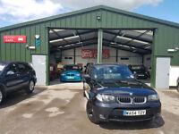 2005 BMW X3 2.5i PETROL AUTOMATIC FULL SERVICE HISTORHY