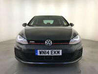 2014 VOLKSWAGEN GOLF GTI PERFORMANCE HEATED SEATS 1 OWNER VW SERVICE HISTORY
