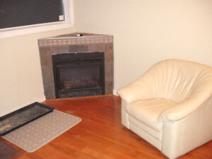 QUIET, Private 1 BEDROOM with office,
