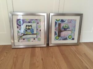 Two Owl Pictures
