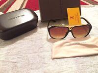 Men branded millionaire sunglasses