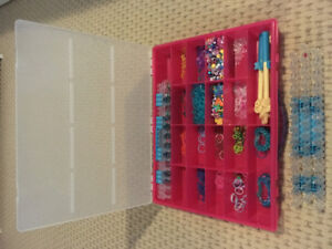 Rainbow Looms with Accessories