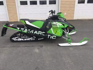 NEW 2017 ARCTIC CAT ZR6000RR