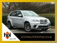 SOLD BMW X5 3.0TD 40D M SPORT AUTOMATIC 7 SEATER LOW MILEAGE