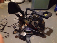 10'' Compound Double Bevel Mitre Saw
